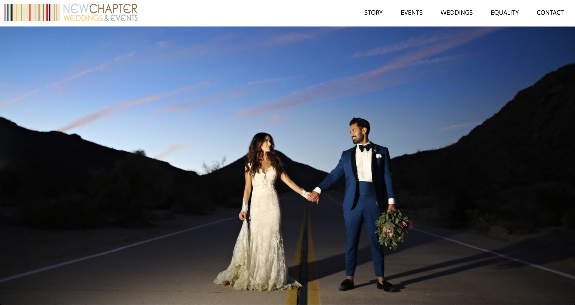 New Chapter Weddings & Events