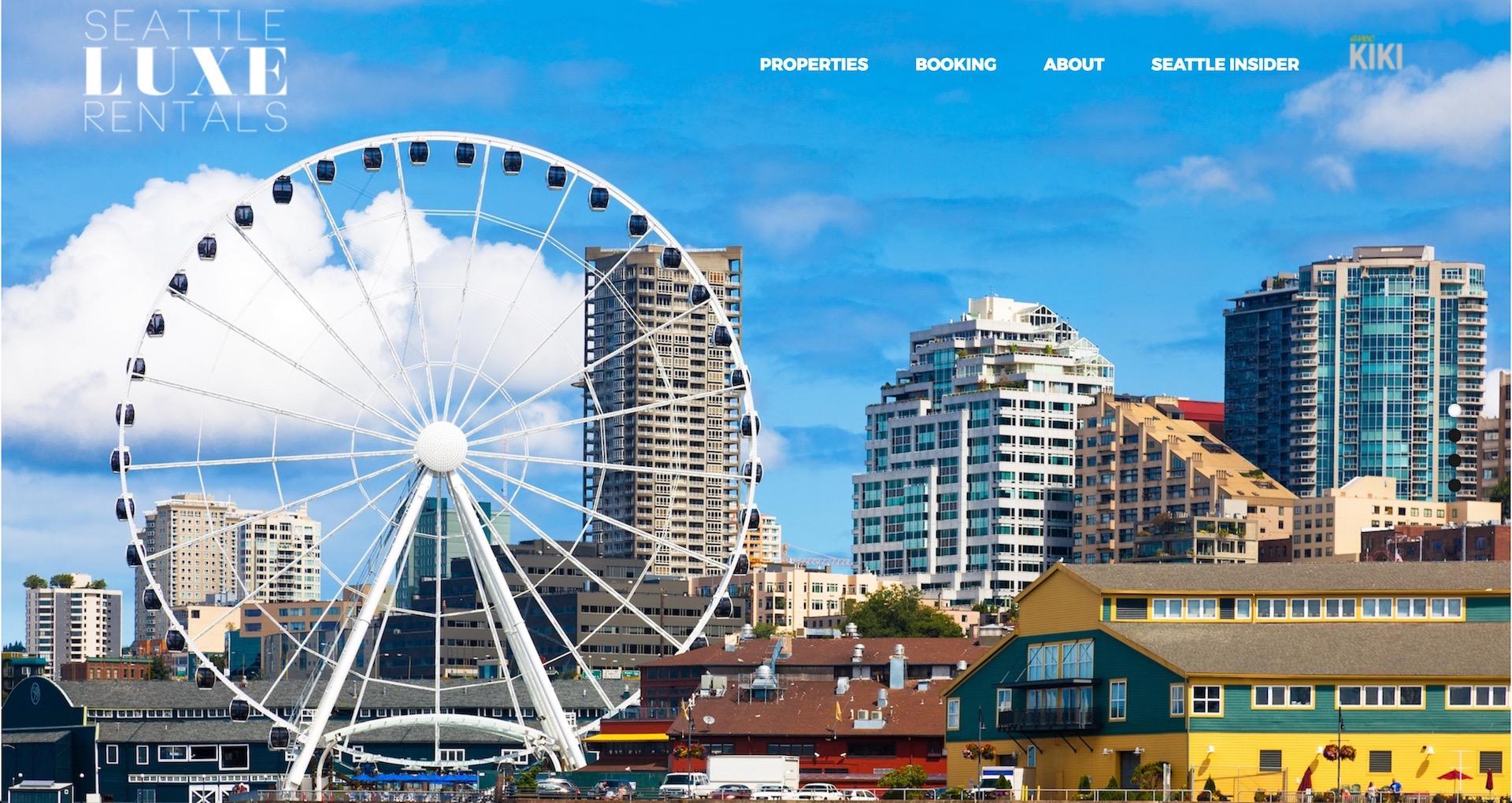 SeattleLuxe Rentals